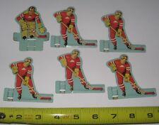 Gotham RED All Star Men Team SET 6 Man Table Hockey G1200 Big League Nicerer