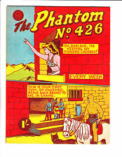 The Phantom No 426 1960's? New Zealand Diana In Window Cover!