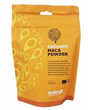 250g MACA root powder (organic, raw)  -high grade superfood-