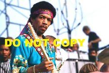 """Jimi Hendrix Photo $2 - 8x11"""" -June 1969 """"Newport '69 Festival"""" Rare - Sale $2"""