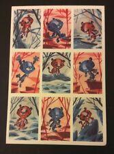 Scott Morse stampa 20x29 (4 soggetti) stampa n°1