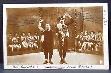 Pat & Patachon - AK Foto - Autogramm-Karte - Photo Postcard (Lot F8460