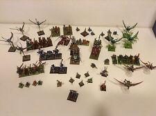 warhammer Age of Sigmar AoS Lizardmen Seraphon painted army