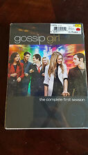 NIB The Gossip Girl, the Complete First Season DVD Set
