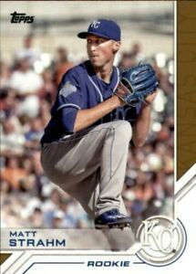 A0479- 2017 Topps Baseball Assorted Insert Cards -You Pick- 10+ FREE US SHIP