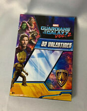 Guardians Of The Galaxy Vol. 2 Valentines Day Cards 32 count New Holiday Kids