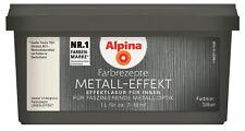 Alpina Metall-Effekt Silber 1 L