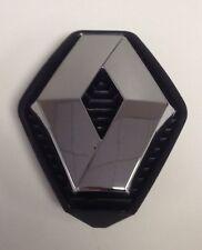 BRAND NEW RENAULT TRAFIC FRONT GRILLE BUMPER DIAMOND BADGE EMBLEM 150mm x 110mm