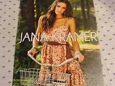 Jana Kramer Color Publicity Photo