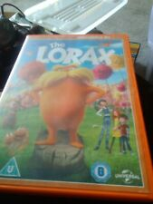 The Lorax DVD (2012) Chris Renaud cert U Highly Rated eBay Seller, Great Prices