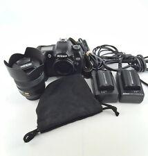 Nikon D70 Digital SLR Camera - Black with 18-70mm 1.35-4.5G ED