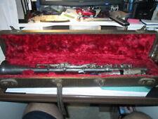 """Gretsch """"Pathfinder"""" metal clarinet--U106"""