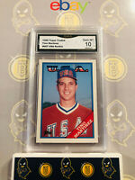 1988 Topps Traded Tino Martinez #66T USA Rookie - 10 GEM MINT GMA Graded Card