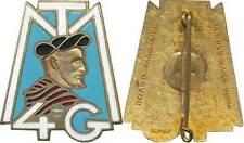 4° Groupement de Tabors Marocains, doré, Drago Olivier Métra Déposé (2108)