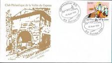 3153+ FDC    ENVELOPPE  1er JOUR  LES JOURNEES DE LA LETTRE  FESTIVAL DE LA B.D.