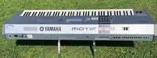 Yamaha Motif Es8 88 key piano keyboard Synthesizer