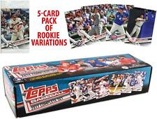 2017 Topps Baseball Complete 705 Card Factory Set Fanatics Authentic Certified