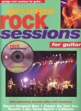 Partition+CD pour guitare - Grunge Rock Sessions for Guitar