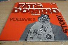 THE FATS DOMINO STORY VOLUME 2 - FRENCH LIBERTY - NEAR MINT.