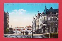 Militär AK KAMENZ 1917 Blick von der Kaserne auf die Stadt    ( 34875