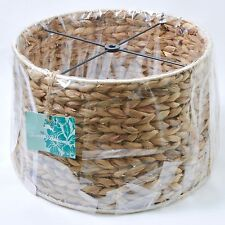 TOMMY BAHAMA Woven Rattan Table Lamp Shade NEW