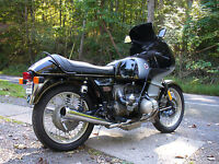MOTOGROTTO VINTAGE BMW MOTORCYCLE REPAIR AND RESTORATION  1950-1995 EASTON PA