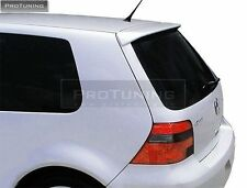 VW GOLF 4 MK4 IV R32 style hayon arrière Toit spoiler Heck aile R 32 cover GTI