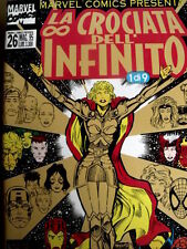 Marvel Comics Presenta n°26 1995 Crociata dell'Infinito ed.Marvel Italia [G.173]