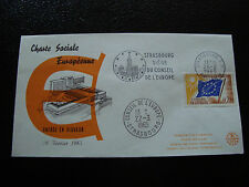 FRANCE - enveloppe 26/2/1965 yt service n° 27 (cy19) french