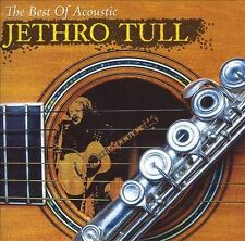 The Best Of Acoustic [Remaster] by Jethro Tull (CD, Mar-2007, EMI Music Distribution)