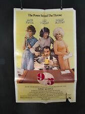 "9 to 5 - Original theater ""one-sheet"" movie poster NSS 800133"