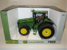1/16 JOHN DEERE 7920 MFWD COLLECTOR EDITION w/DUALS NIB free shipping