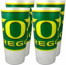 Oregon Ducks 24 oz. Souvenir Cups (4 per set)