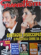 GrandHotel n°3 2003 Fotoromanzo con Ilary Blasi - Castagna Rettondini  [C35A]