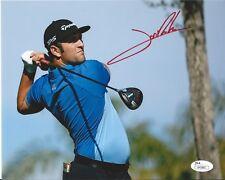 JON RAHM Signed Autographed 8x10 Photo PGA Open ASU Golf Masters Open JSA COA