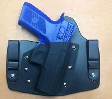 Leather Kydex hybrid IWB holster for CZ P09