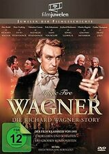 MAGIC FIRE : THE RICHARD WAGNER STORY (1954) - DVD -PAL Region 2 sealed
