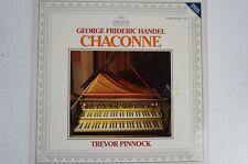Händel Chaconne Trevor Pinnock Cembalo Suiten HWV 436 438 434 441 (LP28)