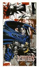 """Towel DC Comics Batman 60"""" x 30"""""""