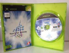 Xbox TORINO 2006 WINTERSPIELE SKI ALPIN Eisschnelllauf Bob Biathlon +