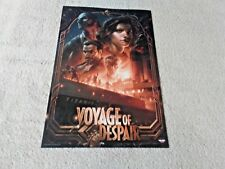 """NEW CALL OF DUTY BLACK OPS 4 VOYAGE OF DESPAIR ZOMBIES PROMOTION POSTER 11""""x 17"""""""