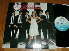 "BLONDIE 1979 ""Parallel Lines"" LP SHRINK w Heart Of Glass SONG STICKER NM-"
