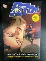 THE ALL NEW ATOM My Life in Miniature (2007) DC Comics TPB FINE 1st