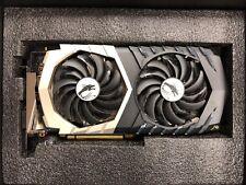 MSI NVIDIA GTX 1070 Ti 8GB TITANIUM Graphics Card | VR READY! With Box