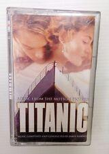 Titanic, Michael Jackson, Diana Ross, Lion King, Luther Vandross Tape Cassetes