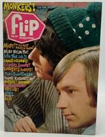 Flip Magazine Dec 1967 The Beatles Monkees Young Rascals Peter Tork 20-258CAL
