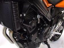 R&G Crash protectores Aero Estilo Para BMW BMW F800R (2009 - 2014) Negro