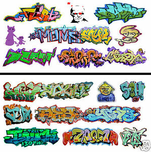 N Scale Graffiti 2-Pack #10-Weather Your Box Cars, Hoppers, & Gondolas! SAVE $2!