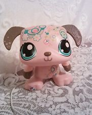 Littlest Pet Shop Harmony Pink Dancing Barking Dog MP3, IPod Speaker/Player EUC
