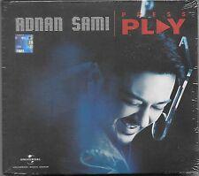 PRESS PLAY (ADNAN SAMI) - BRAND NEW MIX SONGS CD